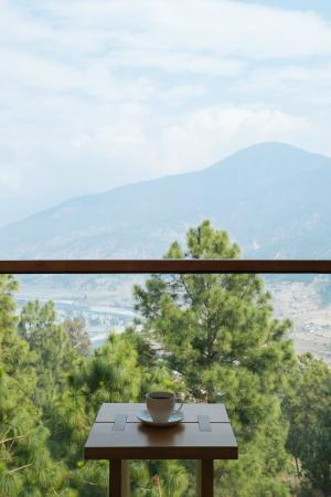 Dhensa Boutique Resort: View from room
