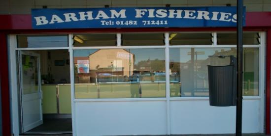Barham fisheries