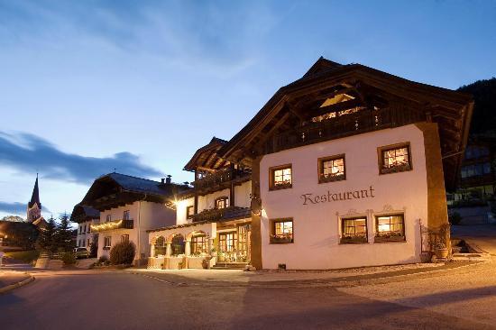 Zimmermann's Gasthaus: Das Restaurant