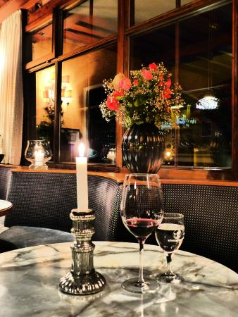 Zimmermann's Gasthaus: Abendstimmung