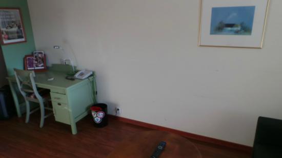 Scandic Hotel Star Lund: Zimmer / Wohnzimmer
