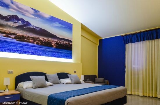 Hotel Il Gabbiano: Superior Room