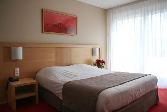 Le Regina Hotel: Chambre confort grand lit