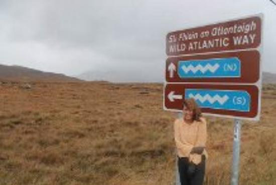 Clifden Bay Lodge: Wild Atlantic Way nearby