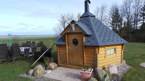 Kagsdorf, Alemania: Grillhütte