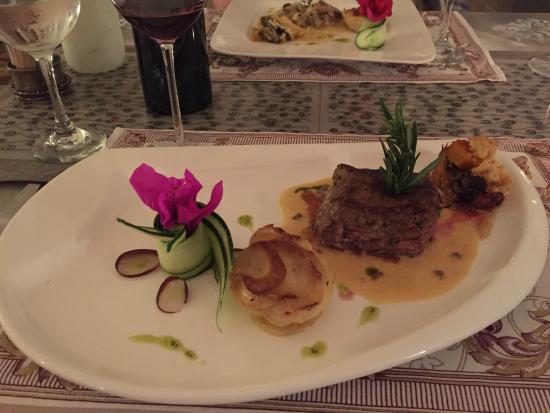 La Terrasse French Cuisine: Steak