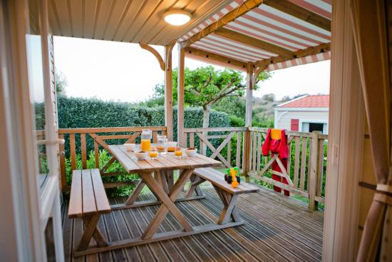 Location mobil home a saint jean de luz