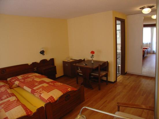 Hotel Europa: Doppelzimmer