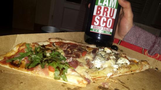 Pizza A'Cappella