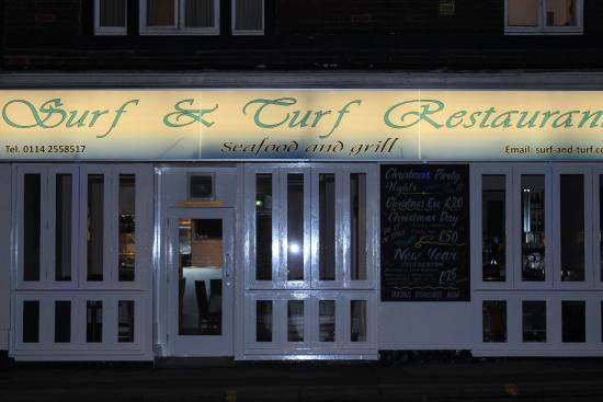 Surf & Turf Restaurant