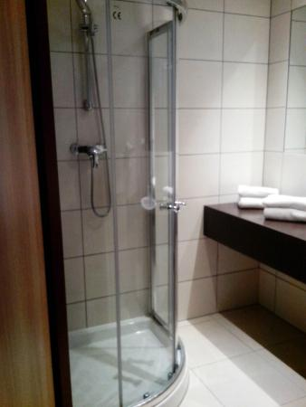 Campanile Metz Nord - Talange: doccia