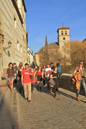 Walk in Granada Tours