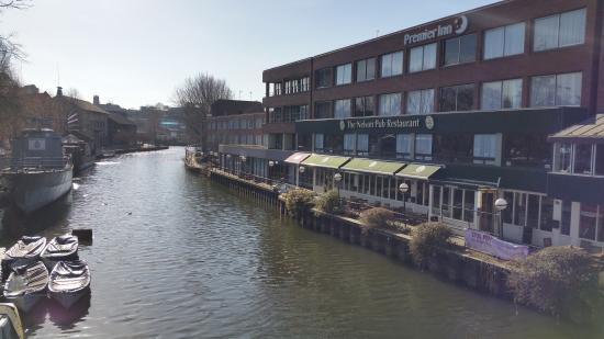 Premier Inn Norwich Nelson City Centre Hotel England Omd Men Och Prisj Mf Relse Tripadvisor