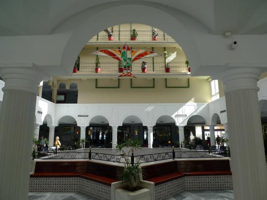 Evenia Zoraida Garden: La gaviota del Hall