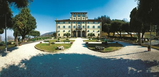 Villa Tuscolana Park Hotel Spa