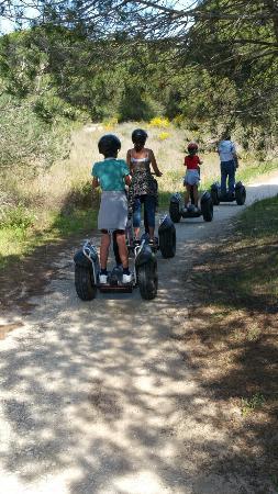 Segway Natureway Servicios Turisticos