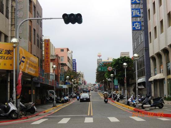 Zhongzheng Road Shopping Area