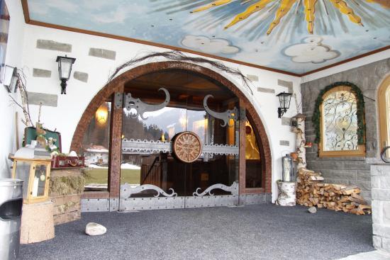 Sonnenbichl Hotel am Rotfischbach: Eingangsbereich