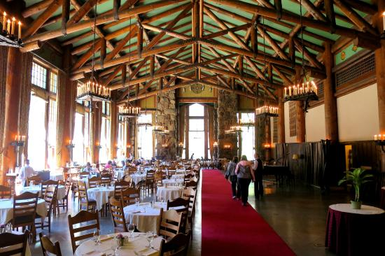 Grand Dining Room Picture Of The Majestic Yosemite Dining Room Extraordinary Ahwahnee Dining Room