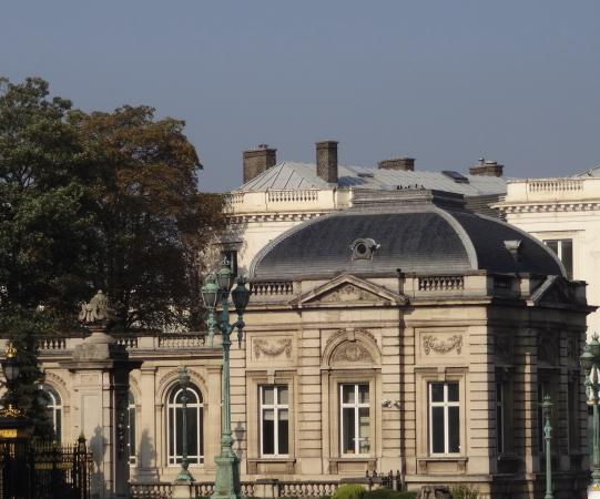 BELvue Museum: 建物外観