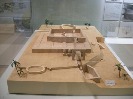Bahreïn : Barbar Temple Model