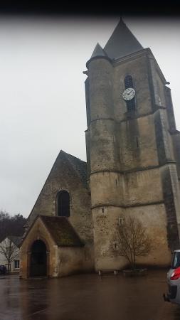 Eglise Saint-Marien de Mézilles
