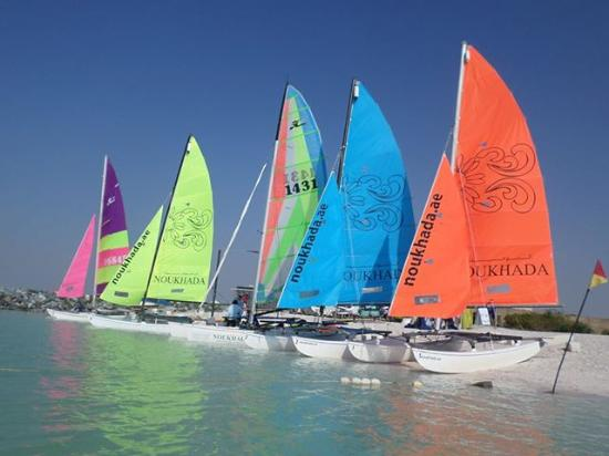 Noukhada Adventure Company - Day Tours: The sailboat fleet