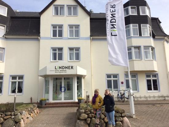 Lindner Strand Hotel Windrose: lindner in Wenningstedt