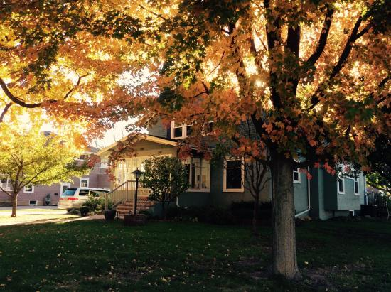 Belmond, ไอโอวา: Autumn at the Klemme House