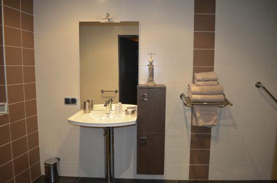 Domaine de la Garaye : Badezimmer
