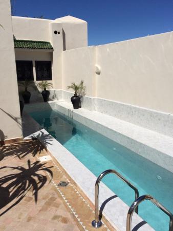 Riad Kheirredine: Rooftop Pool