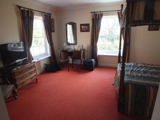 The Leagate Inn: revesby room