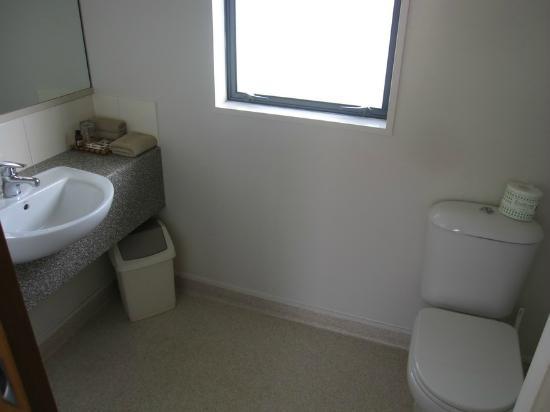 Bella Vista Motel Hokitika: Bathroom
