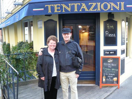 Tentazioni : Happy Ruby wedding anniversary couple.