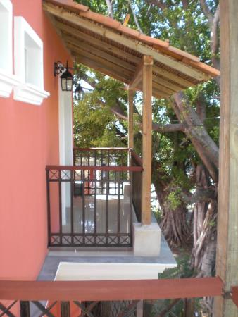 Hotel San Luis: Balcony rooms
