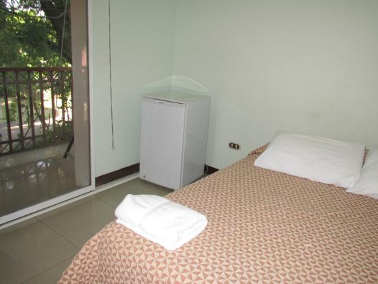 Hotel San Luis: Comfortable room!
