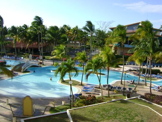 Sol Sirenas Coral Resort: Vista segundo piso