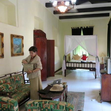 Zanzibar Hotel: Rm. 31