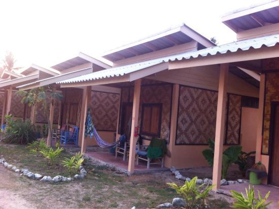Isara Lanta Resort : Our bungalow.
