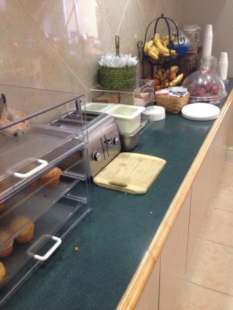 La Quinta Inn & Suites Denver Tech Center: Breakfast