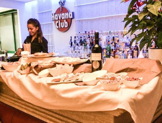 Hotel Pioppeto Saronno: Bar