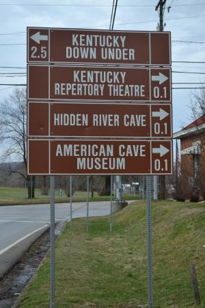 Kentucky Repertory Theatre: Horse Cave attractions