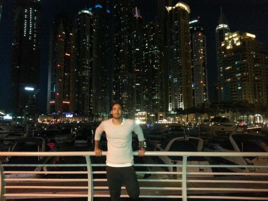 Picture Of Dubai Marina Walk, Dubai