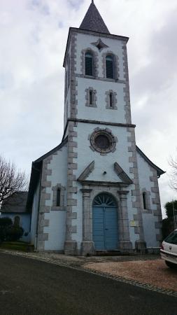 Estialescq, Frankreich: eglise