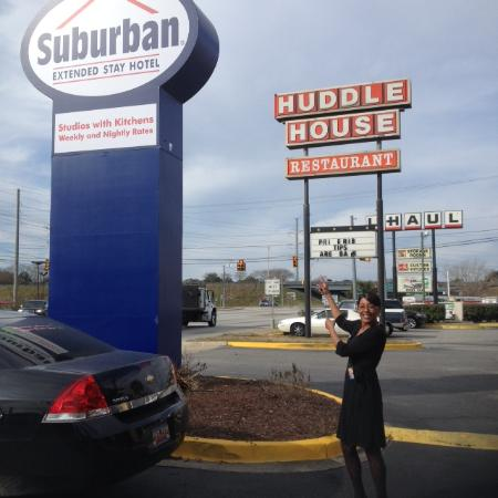 Photo Of Suburban Extended Stay Hotel In North Charleston Sc Us