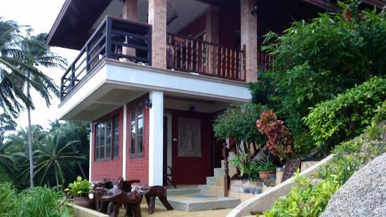 Laem Sila Resort: duplex villa