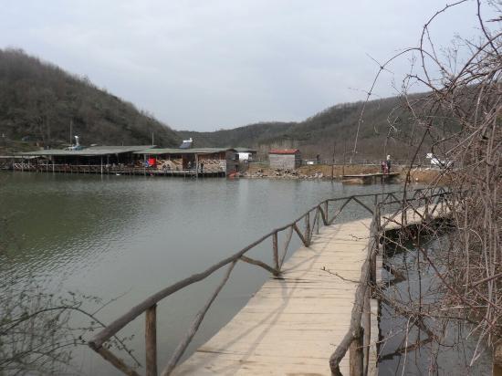 Karamandere saklıgöl tesisleri