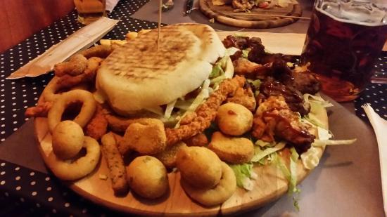 Siena Burger Restaurant