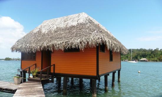 Eclypse de Mar : exterior bungalow