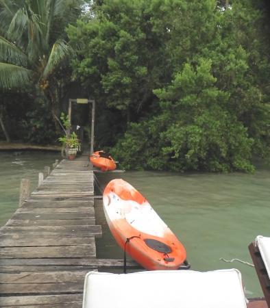 Eclypse de Mar: kayak